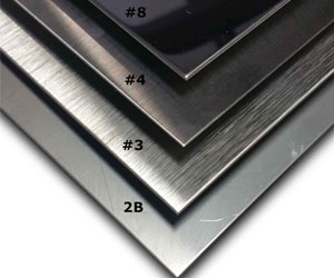 ASTM A387 Alloy Steel #4 Finish Sheet Supplier in India