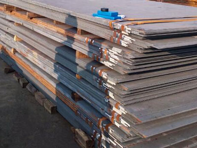 Alloy Steel ASTM A387 Sheet Exporter in India