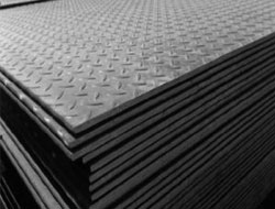 ASTM A387 Alloy Steel Chequered Plate Supplier in India