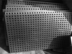ASTM A387 Alloy Steel Perforated Sheet Supplier in India