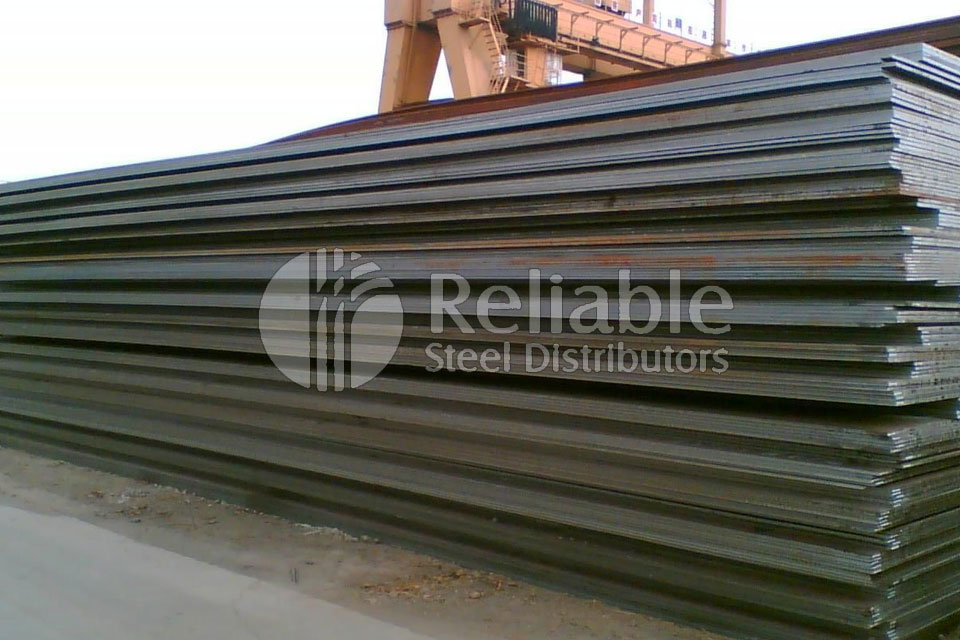 Alloy Steel Plate Supplier in India