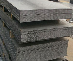 Alloy Steel ASTM A387 Cold Rolled Plates Supplier in India