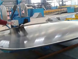 Alloy Steel Plate/Sheet Spinning