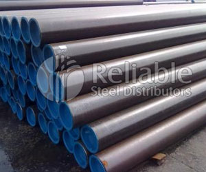 Carbon Steel EFW Pipes Supplier in India