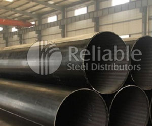 Carbon Steel ERW Pipes Supplier in India