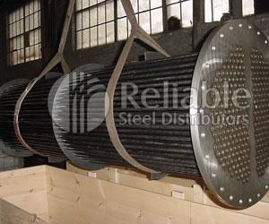 Carbon Steel Heat Exchanger Tubes Supplier in India
