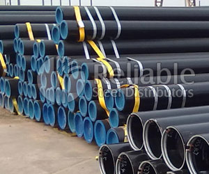 Carbon Steel Line pipes Supplier in India