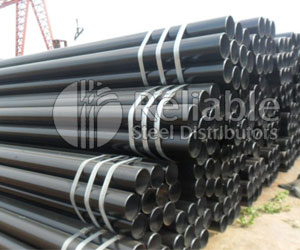 Carbon Steel Seamless Pipes Supplier in India