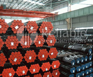 Carbon Steel Seamless Tubes Supplier in India