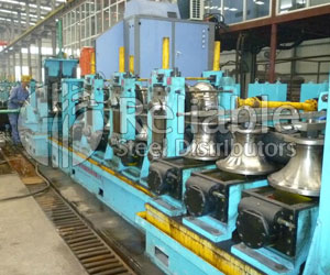 Carbon Steel Pipes Electric Resistance Welding