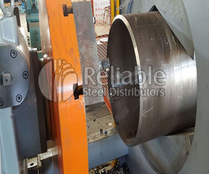 Carbon Steel Pipes End Facing