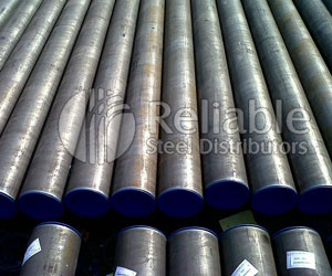 High Temperature Carbon Steel Pipes Supplier in India