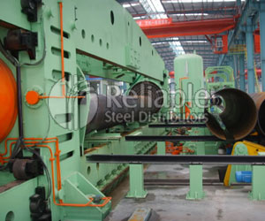 Carbon Steel Pipes Hydrostatic Testing