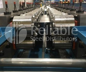 Carbon Steel Pipes Forming