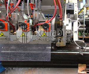 Carbon Steel Pipes Ultrasonic Inspection of Full Body