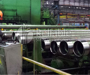 Carbon Steel Pipes Visual & Dimensional Check