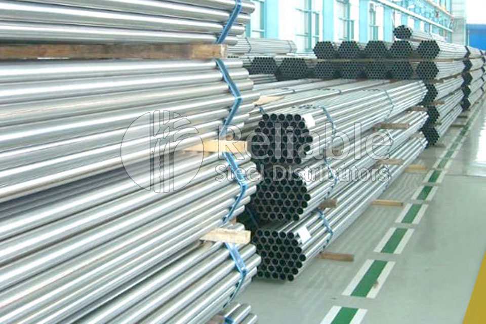 ASTM A268 TP443 Tube Supplier in India
