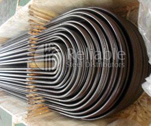 ASME SB677 TP904L U Bend Tube Manufacturer in India