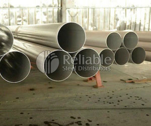 ASTM A790 Super Duplex Ferralium 255 Pipes Manufacturer in India