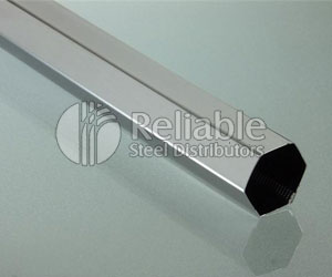 ASTM B677 TP904L Stainless Steel Hexagonal Tube Manufacturer in India