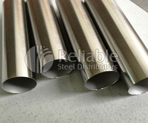 ASTM B677 TP904L Inner/ Outside Polished SS Tube Manufacturer in India