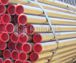 ASTM B677 TP904L Stainless Steel Slot Round Tube Manufacturer in India
