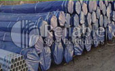 Packing Of API 5L ERW Line Pipe