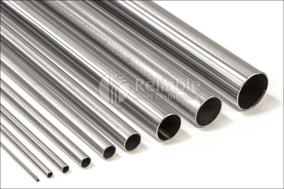 Stainless Steel Tubes Supplier in India