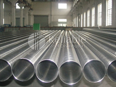Stainless Steel ASTM A249 Welded Tube Manufacturer in India