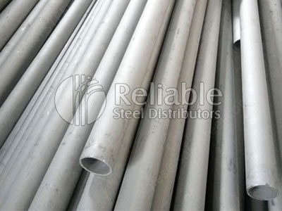 Stainless Steel ASTM A268 TP XM-27 Seamless Tube Manufacturer in India