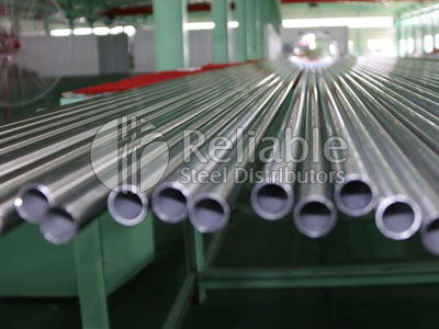 Stainless Steel ASTM A268 TP443 welded Tube Manufacturer in India
