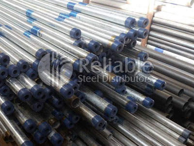 Stainless Steel ASTM A269 TP317L welded Tube Manufacturer in India