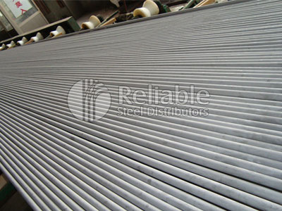 Stainless Steel ASTM A269 TP347 Seamless Tube Manufacturer in India