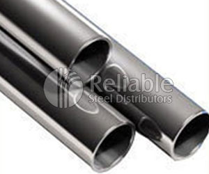 Stainless Steel Mill Finish Pipe Manufacturer in India