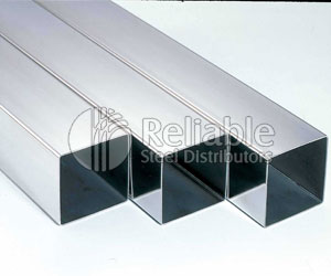 Stainless Steel Square Pipe Manufacturer in India