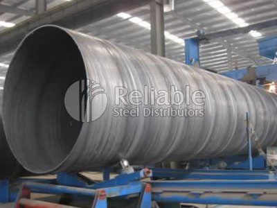 Stainless Steel Welded Pipes Manufacturer in India