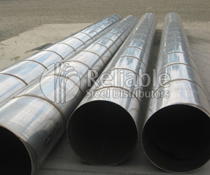 Super Duplex Steel Ferralium 255 Welded Pipes Manufacturer in India