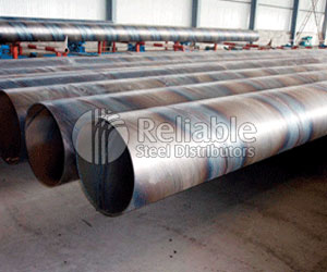 Super Duplex Steel S32760 ERW pipes Manufacturer in India