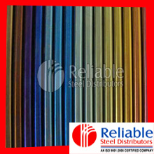 Hastelloy Colour Coated Pipe Manufacturer in India