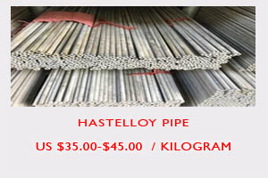 Hastelloy pipe price
