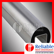 Hastelloy Slot Round Pipe Manufacturer in India
