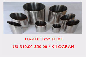 Hastelloy tube price