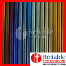 SMO 254 Colour Coated Pipe Manufacturer in India