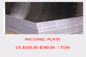 Inconel sheet price