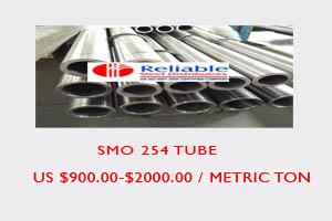 SMO 254 sheet price
