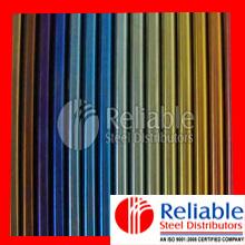 Titanium Colour Coated Pipe Manufacturer in India