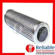 Perforated Titanium Pipe Manufacturer in India