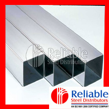 Titanium Square Pipe Manufacturer in India