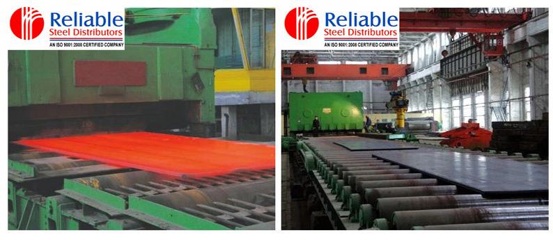Aluminium plate manufacturing process