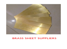 Brass sheet price